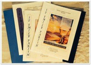 St. Emily Bulletins