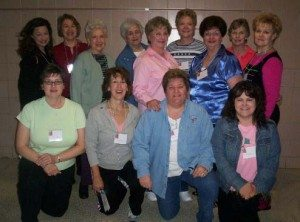 CRHP retreat participants in 2007